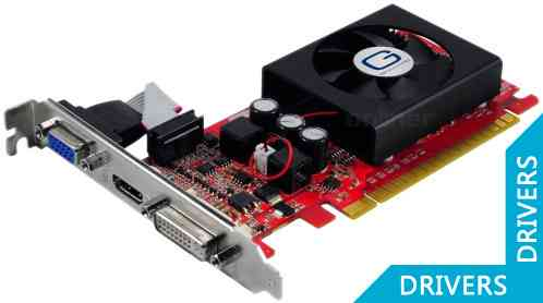 ���������� Gainward GeForce GT 520 1024MB DDR3 (426018336-2142)