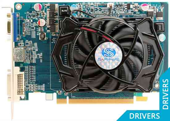 Видеокарта Sapphire HD 5670 1024MB DDR3 (11168-32)