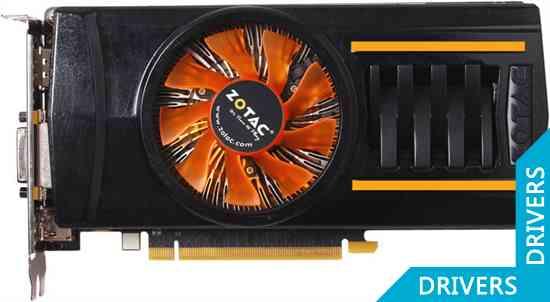 Видеокарта ZOTAC GeForce GTX 460 2GB GDDR5 (ZT-40406-10P)