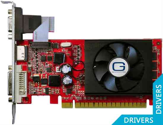 ���������� Gainward GeForce 210 512MB DDR3 (426018336-1657)