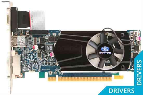 Видеокарта Sapphire HD 6570 1024MB DDR3 (11191-00)