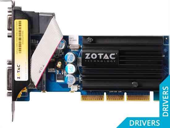 Видеокарта ZOTAC GeForce 6200 256MB GDDR2 (ZT-62AA250-HSS)