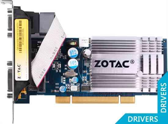 Видеокарта ZOTAC GeForce 6200 512MB GDDR2 (ZT-62AAH2N-HSL)