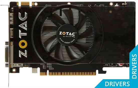 Видеокарта ZOTAC GeForce GTS 450 1024MB GDDR5 (ZT-40503-10L)
