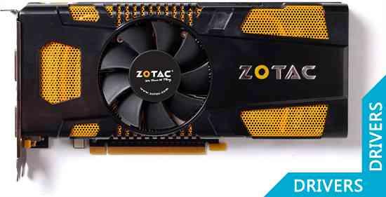 Видеокарта ZOTAC GeForce GTX 560 Ti AMP 1024MB GDDR5 (ZT-50302-10M)
