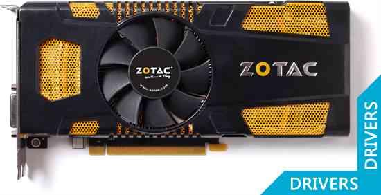 ���������� ZOTAC GeForce GTX 570 AMP 1280MB GDDR5 (ZT-50204-10M)
