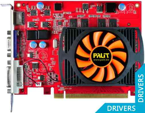 Видеокарта Palit GeForce GT 240 1024MB DDR3 (NEAT240NHD01-2165F)