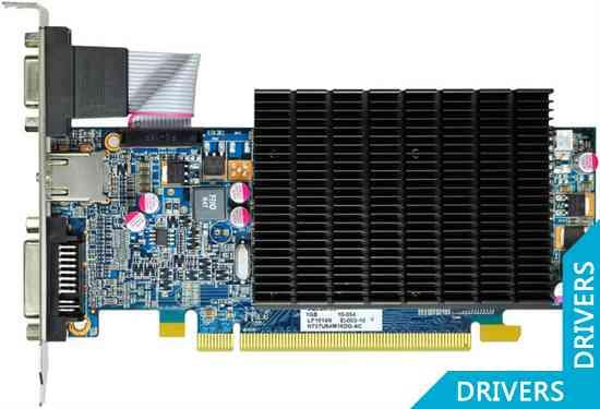 Видеокарта HIS HD 5570 Silence 1024MB DDR3 (H557HR1G)