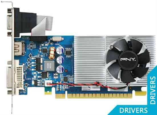 Видеокарта PNY GeForce GT 430 1024MB DDR3 (GMGT43WN2F1FH-SB)