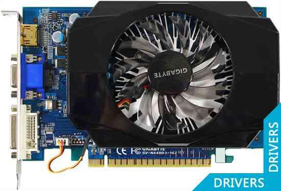 ���������� Gigabyte GeForce GT 440 1024MB DDR3 (GV-N440D3-1GI)