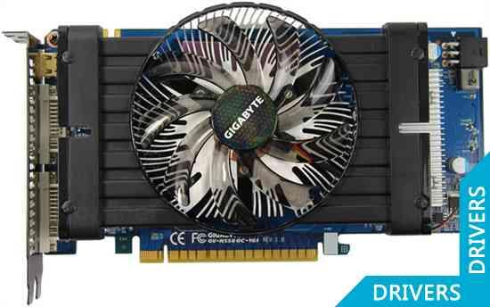 Видеокарта Gigabyte GeForce GTX 550 Ti 1024MB GDDR5 (GV-N550OC-1GI)