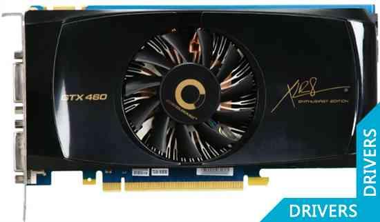 Видеокарта PNY GeForce GTX 460 XLR8 OVERCLOCKED 1024MB GDDR5 (VCGGTX4601XPB-OC)