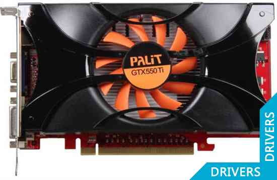 ���������� Palit GeForce GTX 550 Ti 1024MB GDDR5 (NE5X55T0HD09-1061F)