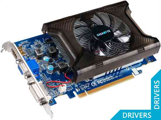 Видеокарта Gigabyte HD 5670 1GB DDR3 (GV-R567D3-1GI)
