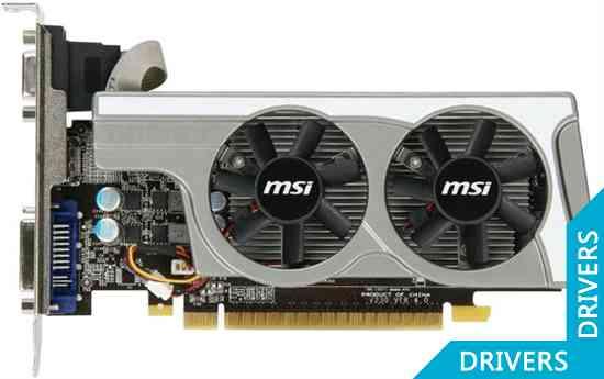 Видеокарта MSI GeForce GT 430 1GB DDR3 (N430GT-MD1GD3/OC/LP)