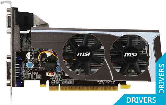 ���������� MSI GeForce GT 440 1GB DDR3 (N440GT-MD1GD3/LP)