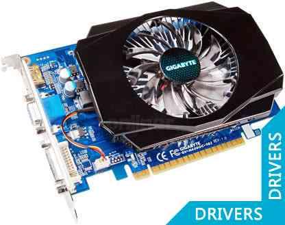 Видеокарта Gigabyte GV-N430TC-1GI