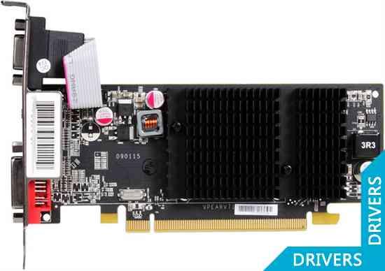 ���������� XFX Radeon HD 5450 512MB DDR3 (HD-545X-YRHM)