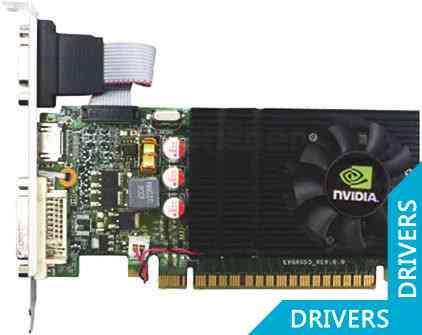 Видеокарта Jetway GeForce GT 430 1GB DDR3 (N430-EX-1GU)