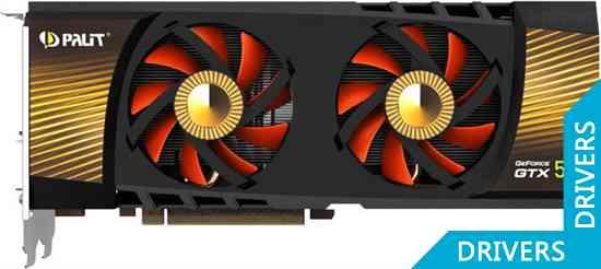 ���������� Palit GeForce GTX 580 1536MB GDDR5 (NE5X5800F10CB)