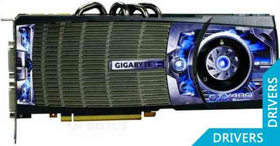 ���������� Gigabyte GV-N480UD-15I (rev. 1.0)