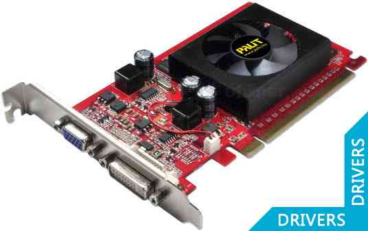 ���������� Palit GeForce 210 (1024MB DDR2)