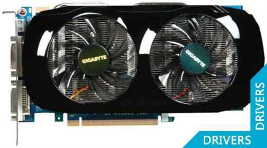 Видеокарта Gigabyte GeForce GTX 460 1024MB GDDR5 (GV-N460SE-1GI)
