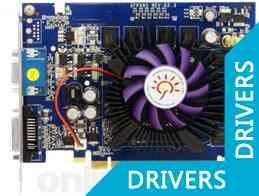 Видеокарта SPARKLE GeForce 9500 GT 1024MB DDR2 (SX95GT1024D2-DP)