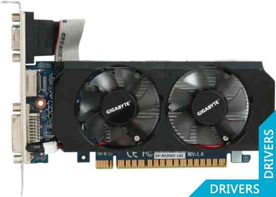 Видеокарта Gigabyte GV-N430OC-1GL