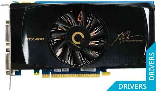 Видеокарта PNY XLR8 GTX 460 1024MB PCIe (VCGGTX4601XPB)