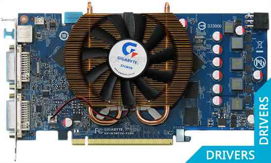 ���������� Gigabyte GeForce 9800 GT 512 MB GDDR3 (GV-N98TZL-512H)