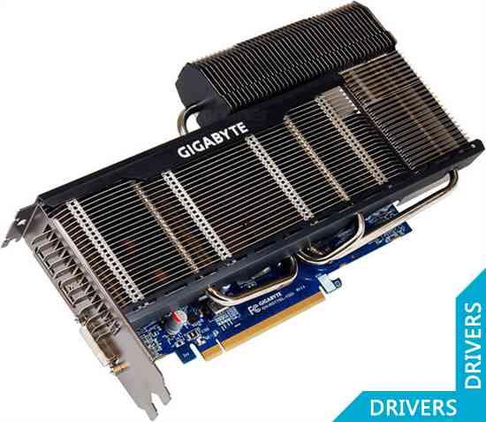 Видеокарта Gigabyte Radeon HD 5770 1GB GDDR5 (GV-R577SL-1GD)
