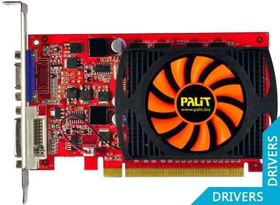 ���������� Palit GeForce GT 240 1024MB DDR2 (NE2T24000801-216BF)