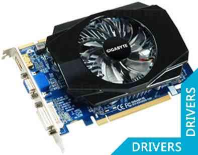 ���������� Gigabyte Radeon HD 5550 1024MB GDDR5 (GV-R555D5-1GI)