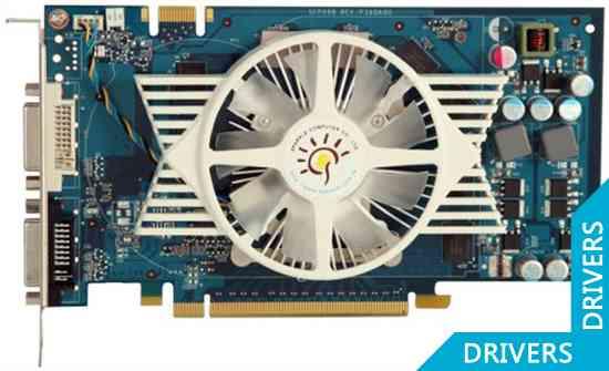 Видеокарта SPARKLE GeForce 9800 1GB GDDR3 (SX98GT1024D3G-VP)