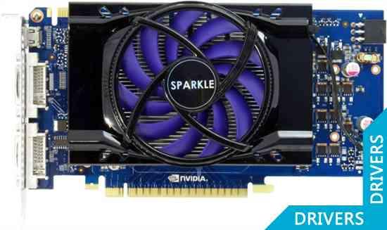 Видеокарта SPARKLE GeForce GTS 450 (SXS4501024D5SNM)