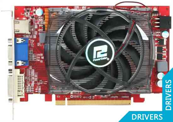 Видеокарта PowerColor HD 5750 1024MB GDDR5 V2 (AX5750 1GBD5-HV2)