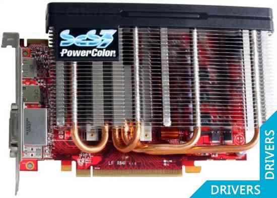 ���������� PowerColor SCS3 HD5750 1GB GDDR5 (AX5750 1GBD5-S3DH)