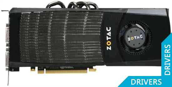 Видеокарта ZOTAC GeForce GTX 480 (ZT-40101-10P)