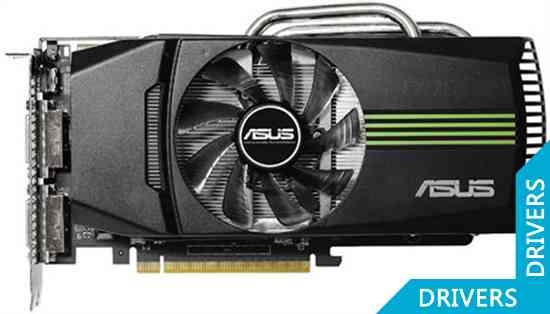 Видеокарта ASUS GeForce GTX 460 (ENGTX460 DirectCU/G/2DI/1GD5)