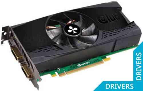 Видеокарта Club 3D GeForce GTX 460 768MB (CGNX-X46068)
