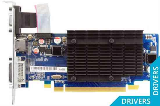 Видеокарта Sapphire HD 5450 512MB DDR2 (11166-06)