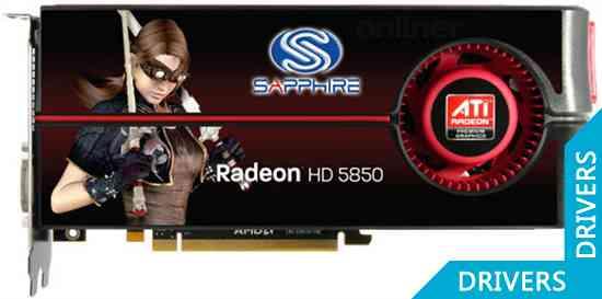 ���������� Sapphire HD 5850 1024MB GDDR5 (11162-00)