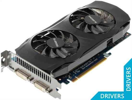 ���������� Gigabyte GeForce GTX 460 1024 MB (GV-N460OC-1GI)