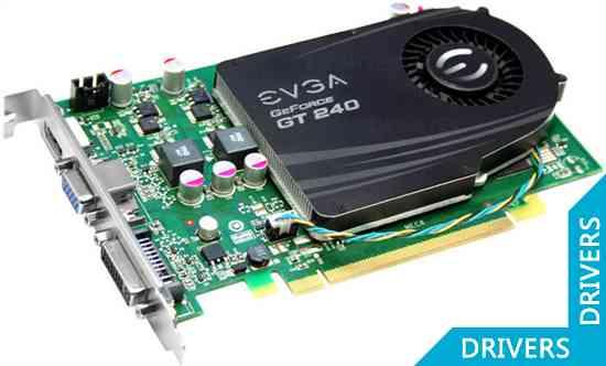 ���������� EVGA GeForce GT 240 (512-P3-1240-LR)