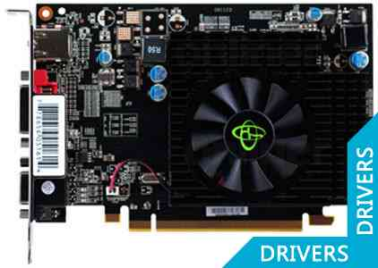 Видеокарта XFX Radeon HD 5570 1024 MB DDR2 (HD-557X-ZHF2)