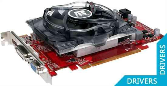 Видеокарта PowerColor HD5750 512M GDDR5 (AX5750 512MD5-H)
