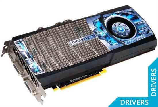 Видеокарта Gigabyte GeForce GTX480 (GV-N480D5-15I-B)