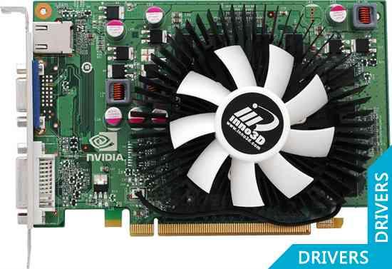 Видеокарта Inno3D Geforce GT240 (N240-2DDV-D5CX)