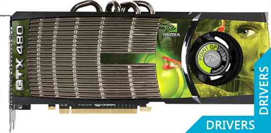 ���������� Point of View GeForce GTX 480 1536MB DDR5 (VGA-480-A1)
